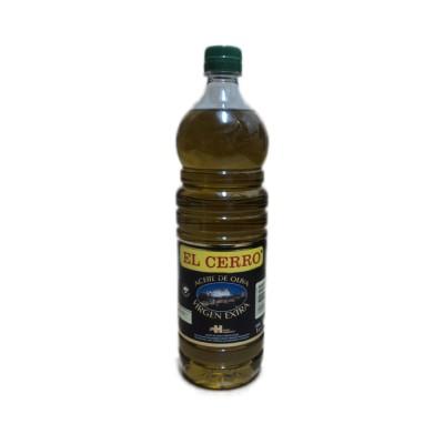 Aceite de oliva virgen extra - El Cerro (1 L)