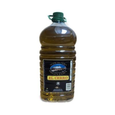 Aceite de oliva virgen extra - El Cerro (5 L)