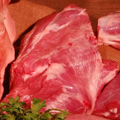 Cabezada de cerdo (sin hueso)