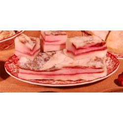 Panceta ibérica salada